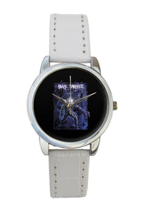 Black Panther Dark Illustration Women Wrist Watch
