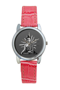 Lord Buddha  Women Wrist Watch