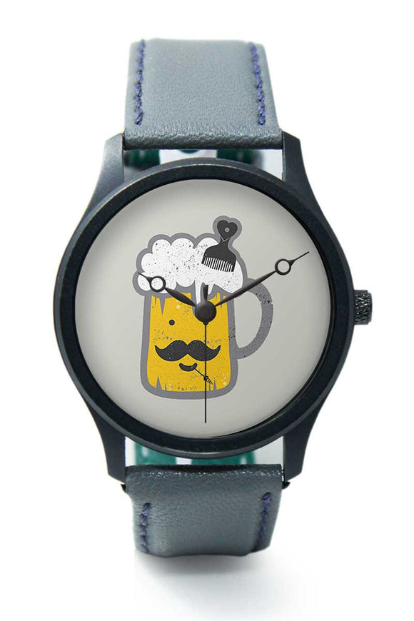 Wrist Watches India |Chilling Beer  Premium Men Wrist WatchOnline India.