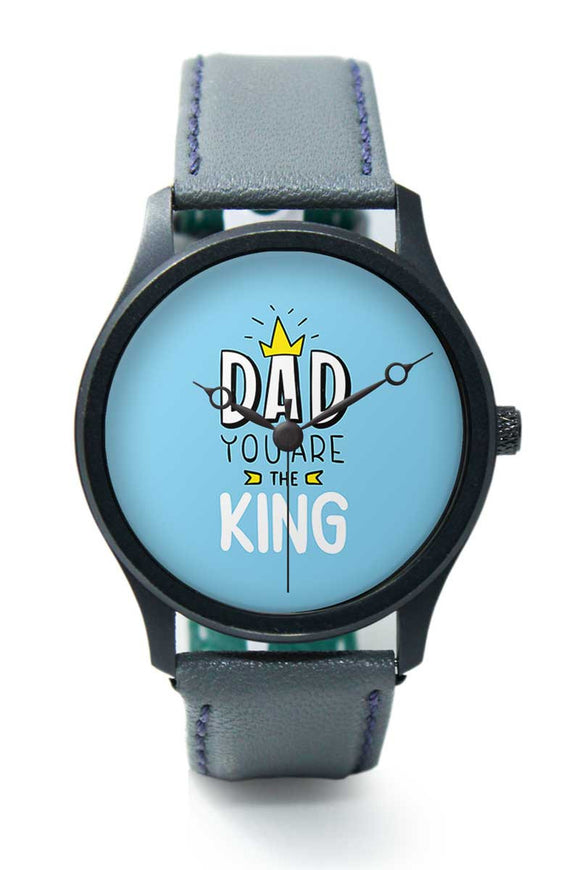 Wrist Watches India |Dad you are the king 4800 Premium Men Wrist WatchOnline India.