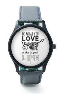 Wrist Watches India |Do What You Love Premium Men Wrist WatchOnline India.