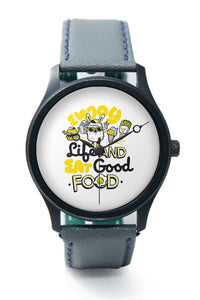 Wrist Watches India |Enjoy Life And Eat Good Food  Premium Men Wrist WatchOnline India.