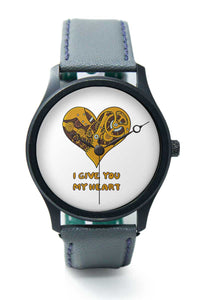 Wrist Watches India |mechanical heart Premium Men Wrist WatchOnline India.