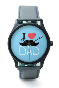 Wrist Watches India |I love dad  Premium Men Wrist WatchOnline India.