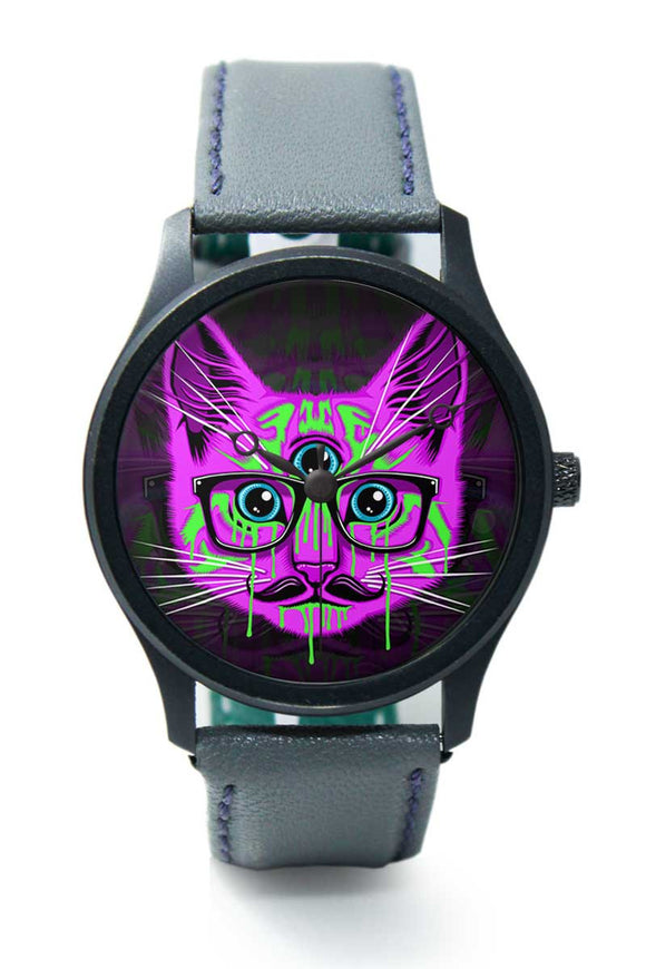 Wrist Watches India |Illuminati Cat Premium Men Wrist WatchOnline India.