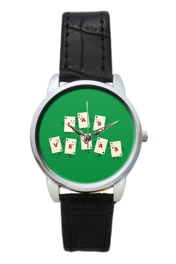 Las Vegas  Women Wrist Watch