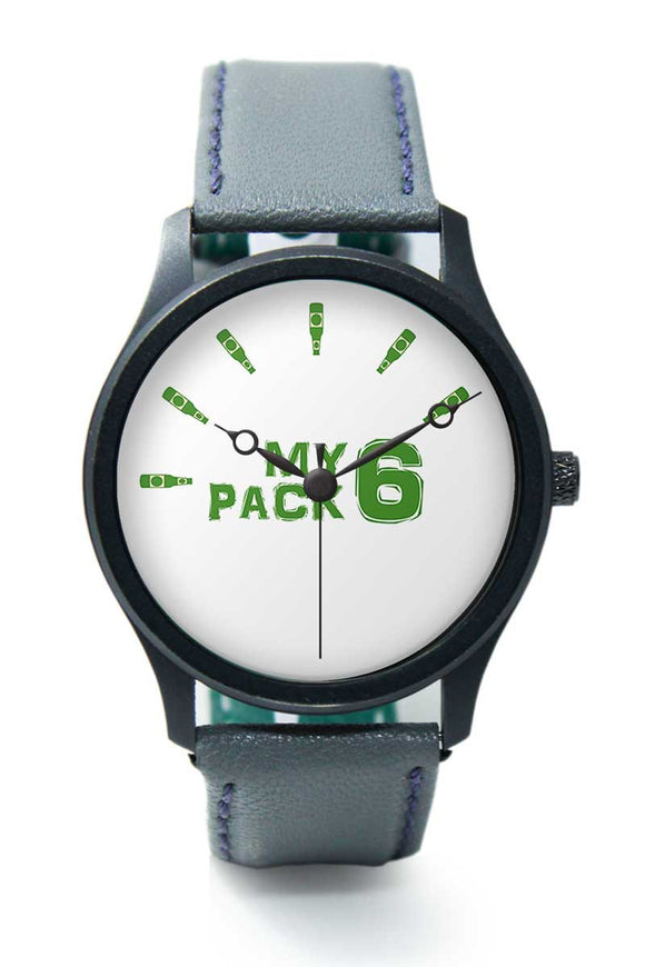 Wrist Watches India |My 6 Pack Illustration Premium Men Wrist WatchOnline India.