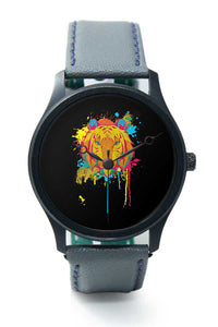 Wrist Watches India |Colorful Tiger  Premium Men Wrist WatchOnline India.
