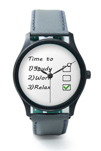 Wrist Watches India |Time To Relax Premium Men Wrist WatchOnline India.