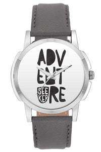 Wrist Watches India | Adventure Seeker Travel Quote  Wrist Watch Online India.