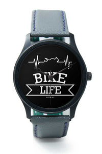 Wrist Watches India |Bike Life Minimal Premium Men Wrist WatchOnline India.