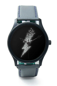 Wrist Watches India |Music Flash Illustration  Premium Men Wrist WatchOnline India.