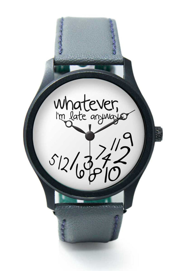 Wrist Watches India |Whatever I am Anyway's late Premium Men Wrist WatchOnline India.