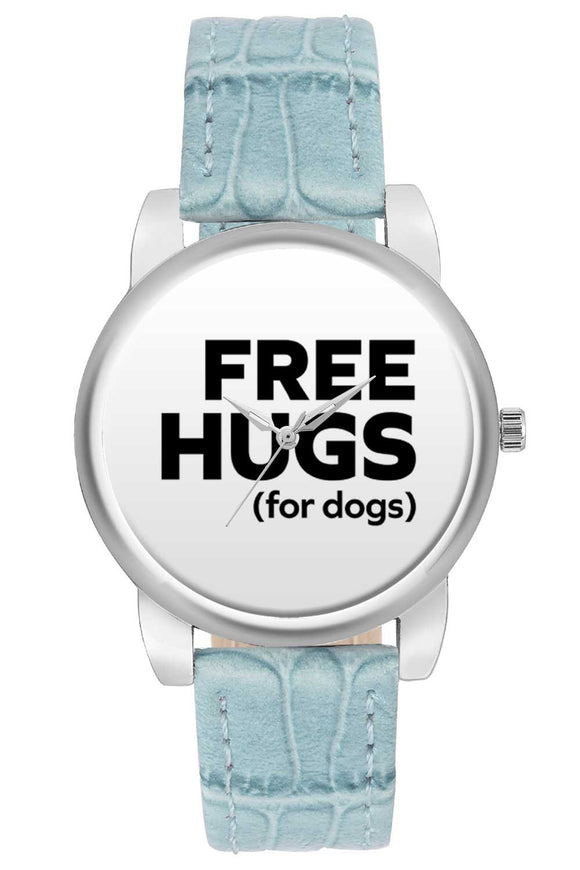 Women Wrist Watch India | Free Hugs For Dogs Women Wrist Watch Women Wrist Watch Online India