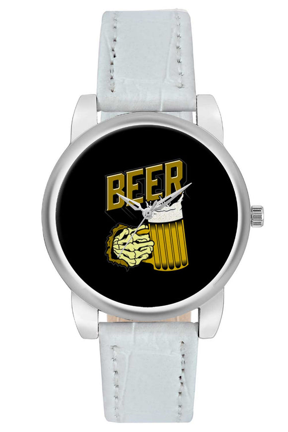 Women Wrist Watch India | Beer Illustration Women Wrist Watch Women Wrist Watch Online India