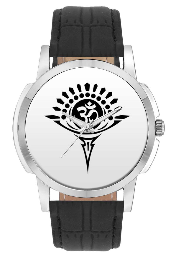 Wrist Watches India | Om Is Key To Happiness  Wrist Watch Online India.