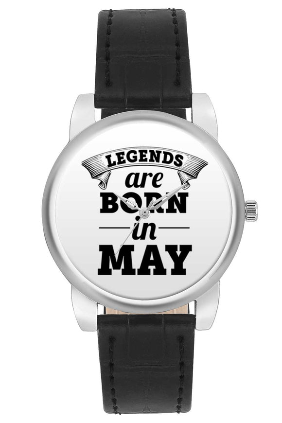 Women Wrist Watch India | Legends are Born In May Women Wrist Watch Women Wrist Watch Online India