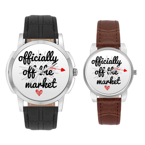 Wrist Watch India |  There Is Nobody Else I Would Rather Lie In Bed And Look At My Phone Next To  Couple Watch  Online India