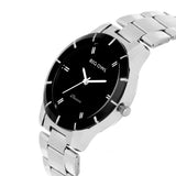 Black Dial Analogue Women and Girls Wrist Watch