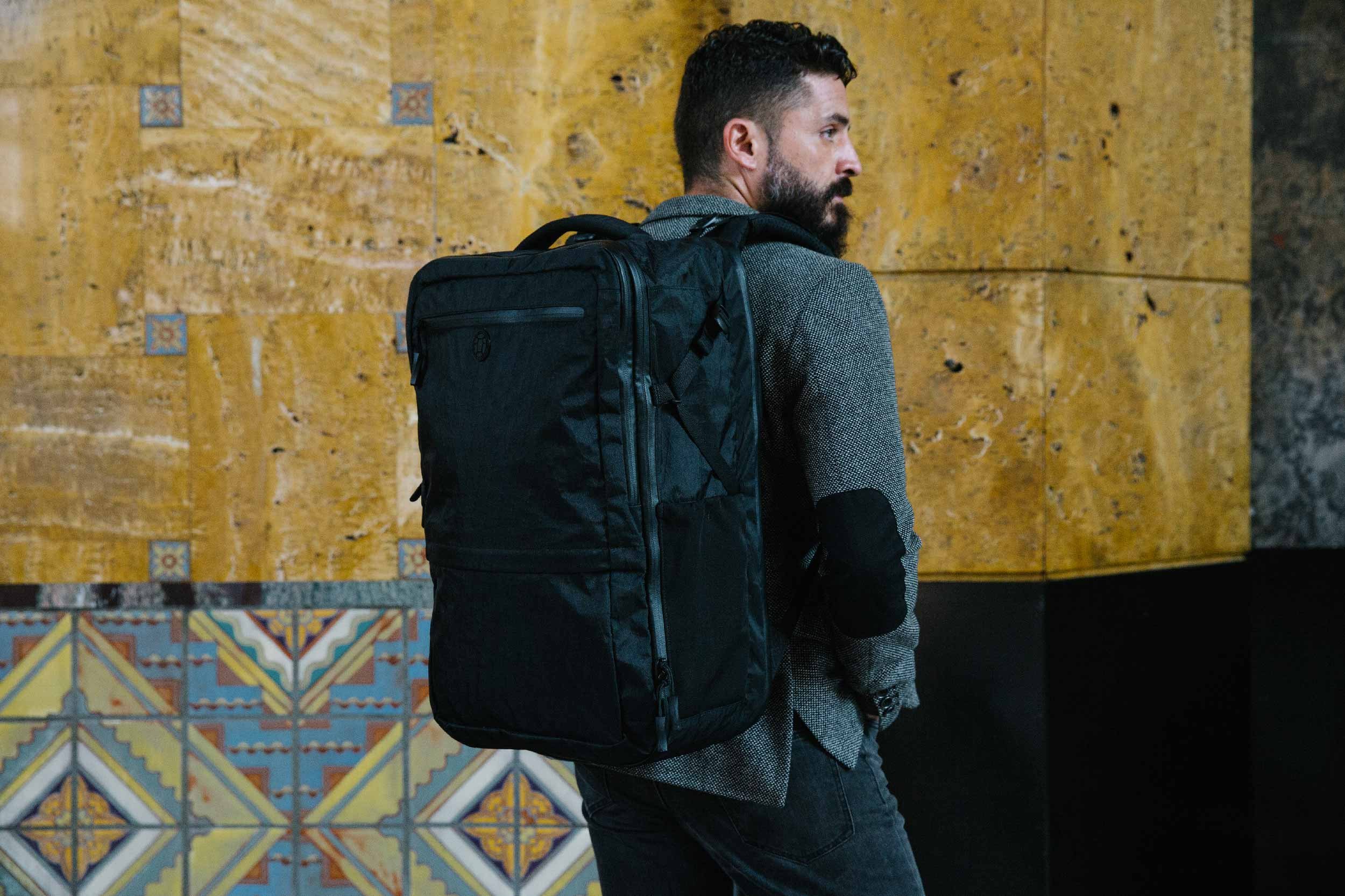 The Ultimate Business Travel Backpack – Tortuga