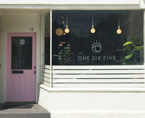 one six five storefront columbus ohio clintonville