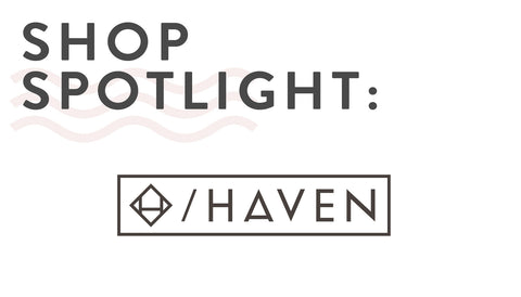 shop spotlight on Cleveland Ohio boutique Haven Style House