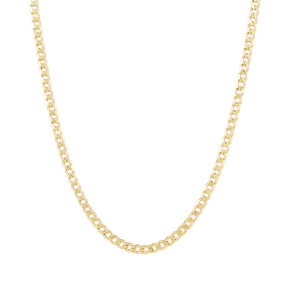 curb layering chain handmade gold filled trend minimal necklace choker