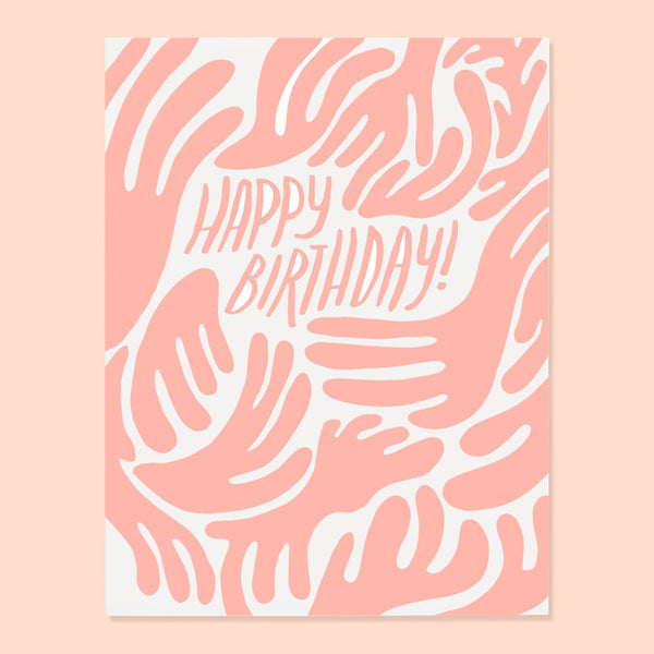Blob Birthday Card | The Good Twin