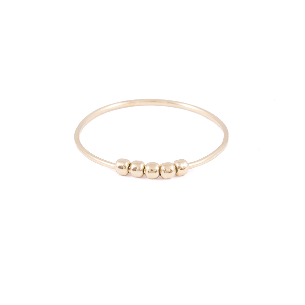 Abacus Stacking Ring
