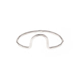 gold filled sterling silver minimal stacking everyday ring