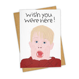 Wish You Were Here Holiday Card | Tay Ham