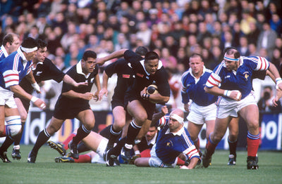 Jonah Lomu vs. France - WC 95