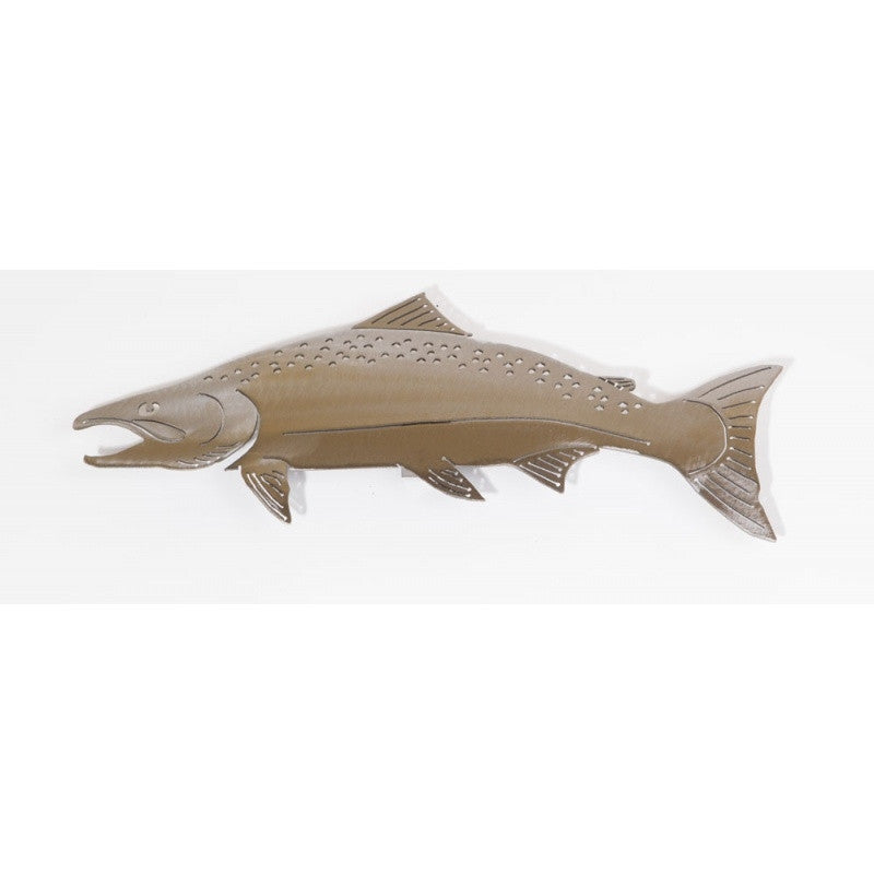 Salmon Fish Wall Mount