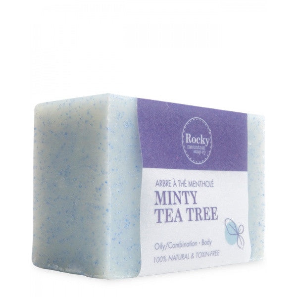 Minty Tea Tree Soap