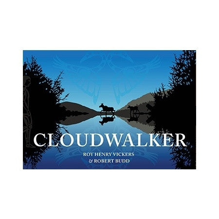Book, Cloudwalker-Roy Henry Vickers