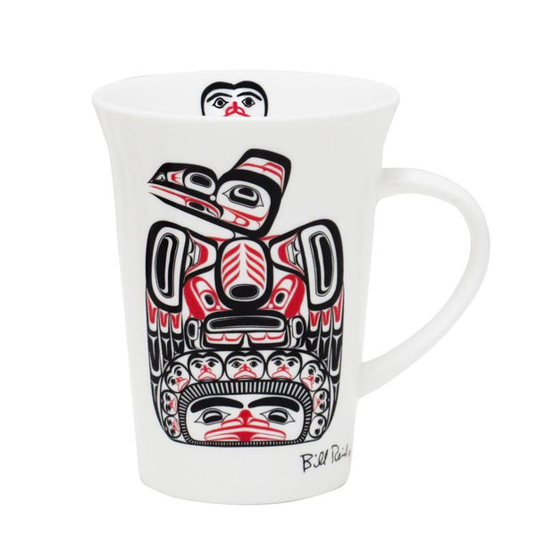 Oscardo- Children Of The Raven Mug, Bill Reid