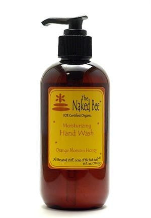 Naked Bee- Orange Blossom Honey Hand Wash