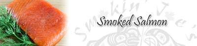 Smokin' Joe's- Smoked Salmon, Cedar Box 227g