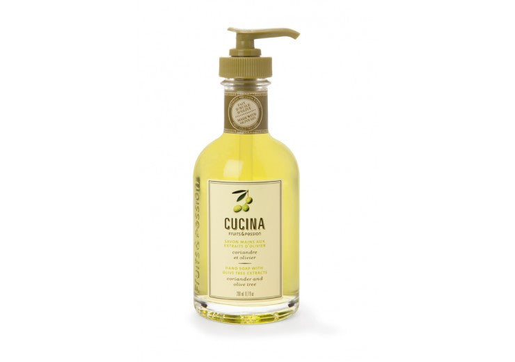 Hand Soap Coriander & Olive Tree Extracts