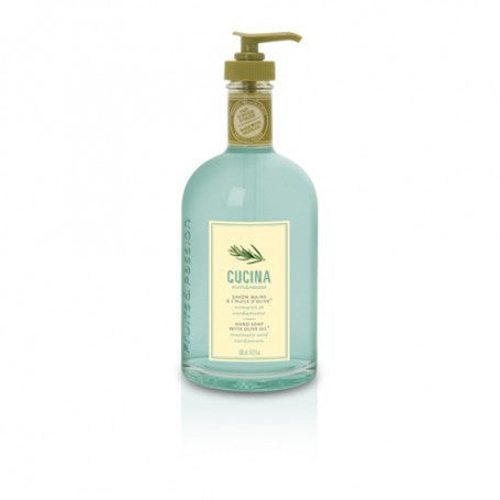 Hand Soap, Rosemary & Cardamom Olive Tree Extracts