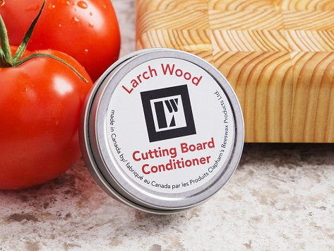 Larch Wood- Cutting Board Conditioner
