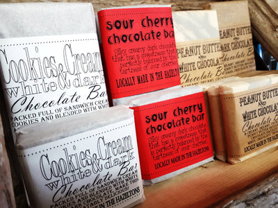 Donna's - Artisan Crafted Sour Cherry Chocolate Bars