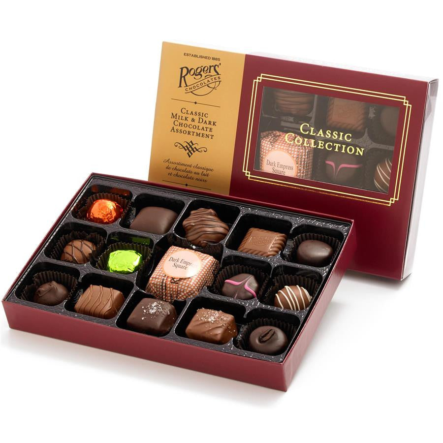 Rogers' Chocolates, Classic Collection