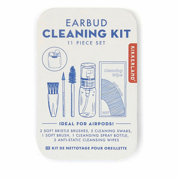 Kikkerland- Earbud Cleaning Kit