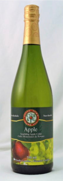 Cider Keg- Sparkling Non-Alcohol Cider 750ml