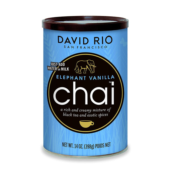 David Rio- Elephant Vanilla Chai Mix