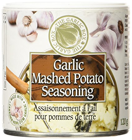 Garlic Box- Garlic Mashed Potato Seasoning