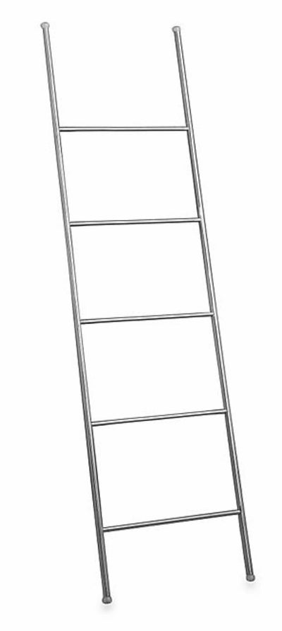 InterDesign- Forma Towel Ladder Brushed Stainless