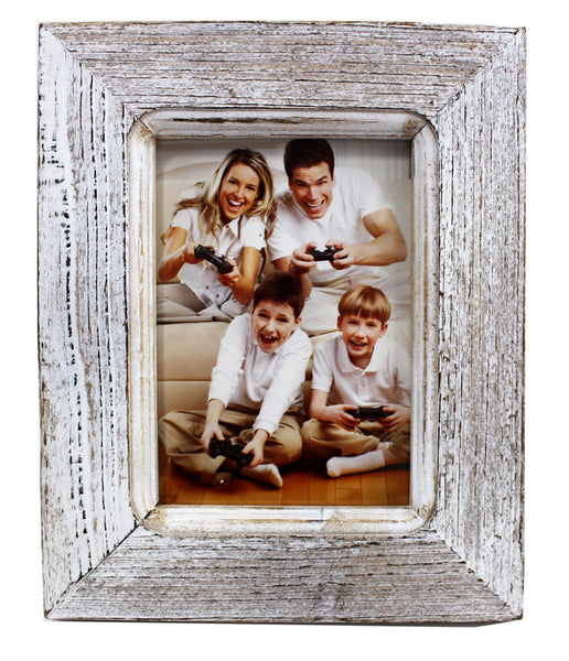 Splash- Light Rustic Wood Picture Frames