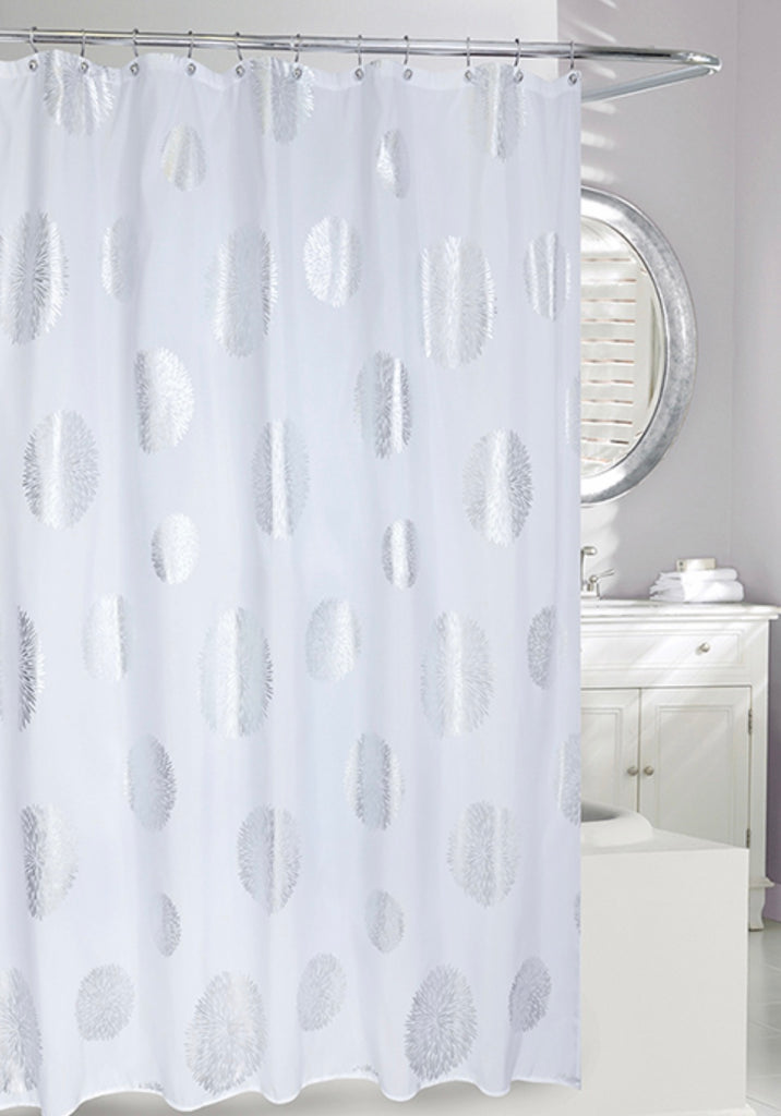 Moda- Shower Curtain, Zinnia